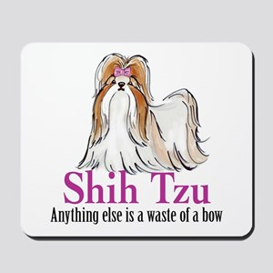 Shih Tzu Elite Mousepad